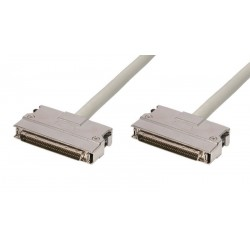 Cable SCSI HPDB68M - HPDB68M con enganches