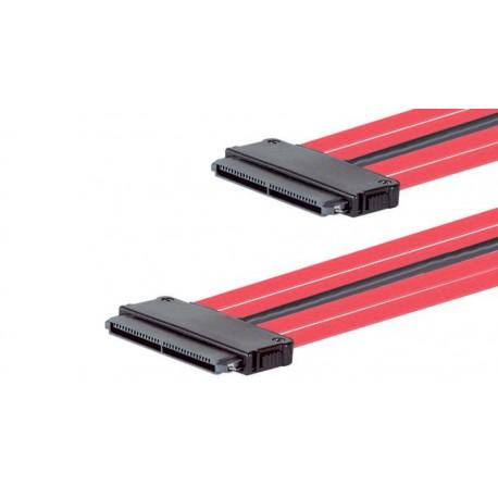 Cable interno SAS 32P SFF-8484 - SAS 32P SFF-8484 0.50 m