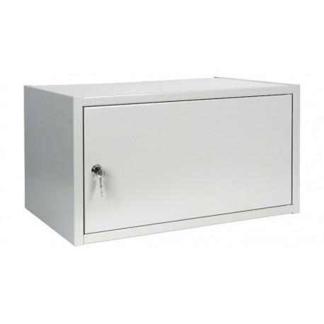 """Armario 19"""" 6U 305 x 550 x 350 mm, beige"""