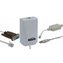 Kit interfaz de ordenador+software ActiveHome USB