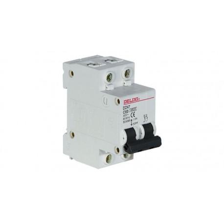 Interruptor 2P, Curva C, 4.5kA