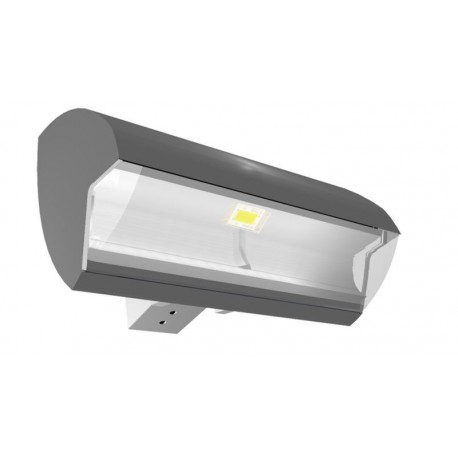 Luminaria MT Urban con lámpara HiLed, ajustable