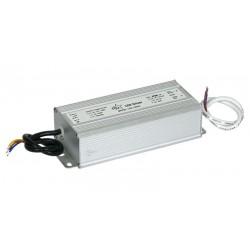 Transformador para lámparas LED 12V DC 60W IP 68