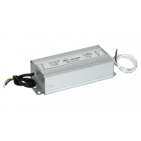 Transformador para l mparas led 12v dc 60w ip 68 hiper for Transformador para led