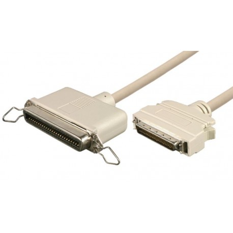 Cable SCSI HPDB50M - CN50H con enganches