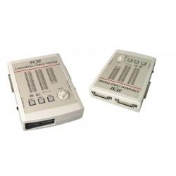 Comprobador de cable SCSI