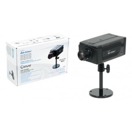 Cámara de interior Airlive IP POE 802.3af 5MP 2592x1920 H.264 4mm SD/SDHC DC Iris Onvif