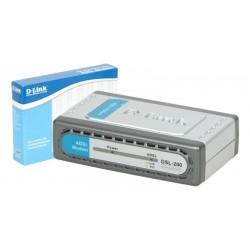 Modem ADSL D-Link DSL-200 USB