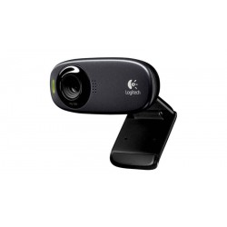 Webcam Logitech HD C310 5 MP 720p