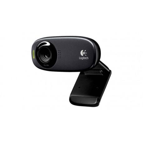 Webcam Logitech HD C310 5 MP 720p