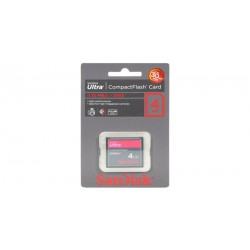 Tarjeta de memoria SanDisk Compact Flash Ultra 30 Mb/s