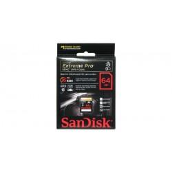 Tarjeta de memoria SanDisk Extreme Pro SDHC/ SDXC UHS-I hasta 95MB/s