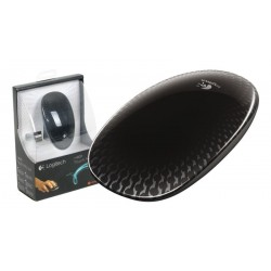 Ratón Logitech M600 Touch Mouse wireless 2.4 GHz Unifying 1000dpi USB