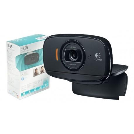 Webcam Logitech C525 720p HD autofocus 8 MP con micrófono