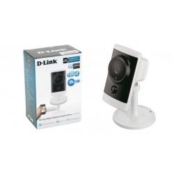 Cámara de exterior D-Link 720p HD CMOS 1/4 H.264 PoE