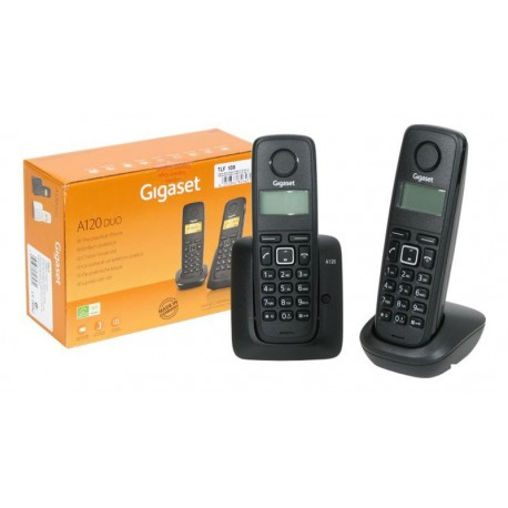 Teléfono inalámbrico Siemens Gigaset AL120