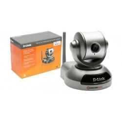 Câmara IP D-Link DCS-5220 Wireless 802.11N 30fps PTZ