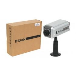 Cámara IP interior D-Link Profesional 1.3 MPixel MPEG-4 PoE Compact Flash