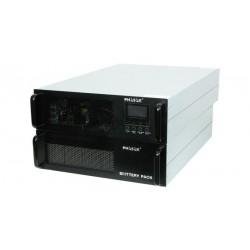 "UPS Phasak Pro Rack 19"" 6000VA Online con LCD"