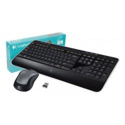 Kit de ratón y teclado Logitech Wireless MK520