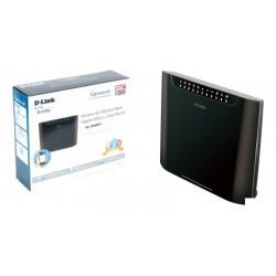 Router ADSL2+/RJ-45 WAN D-Link DSL-3580L wireless 802.11a/b/g/n/ac 2.4/5GHz 300/867 Mbps Gigabit USB