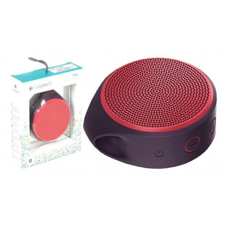 Altavoces wireless Bluetooth Logitech X100 USB