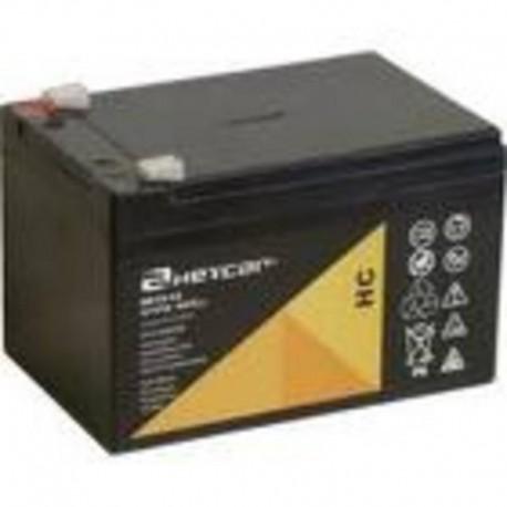 Batería para SAI de 12V y 12Ah