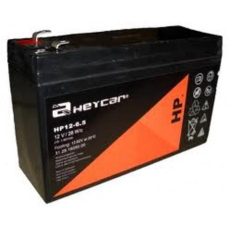 Batería para SAI de alta capacidad de 12V y 9Ah