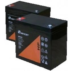 Batería para SAI de alta capacidad de 12V y 26Ah