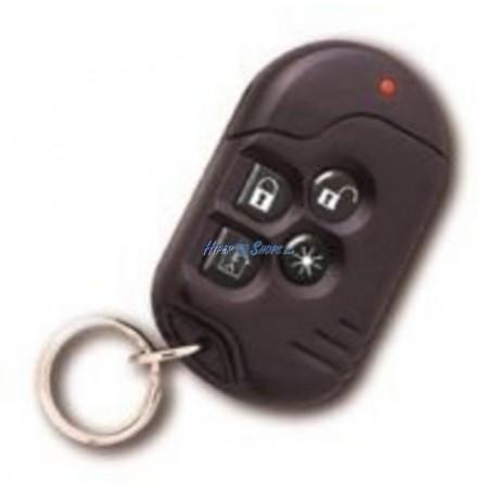 Visonic MCT-234 - Mando miniatura unidireccional vía radio, 4 botones