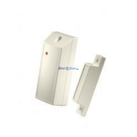 Visonic MCT-302 N - Sensor magnético, 1 zona NA/NC