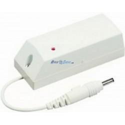 Visonic MCT-550 - Sensor de inundación adicional para kit MCW-570