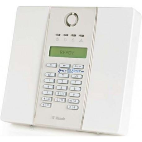 Visonic Powermax Express - Central de alarma inalámbrica supervisada, preparada para conectividad IP