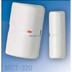 Visonic MCT-320 - Sensor magnético miniatura