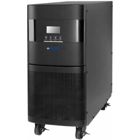 SAI Lapara 10000VA/8000W, on-line, doble conversión, 4x IEC, 2 LNG, USB/RS232, RJ45, LCD