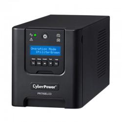 SAI CyberPower Smart App Professional Tower 750VA / 675W, sinusoidal, GreenPower