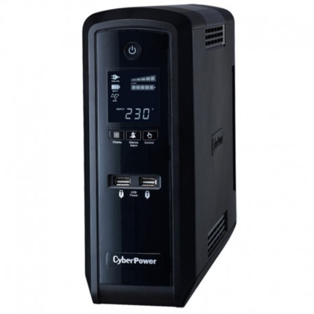 SAI CyberPower PFC Sinewave 1500VA / 900W, GreenPower