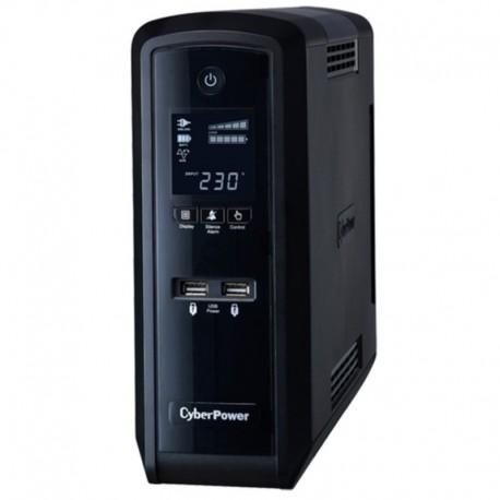 SAI CyberPower PFC Sinewave 1500VA / 900W, GreenPower