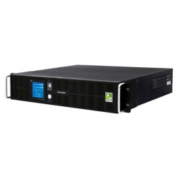 SAI CyberPower Smart App Professional Rackmount 1500VA / 1000W, sinusoidal, GreenPower