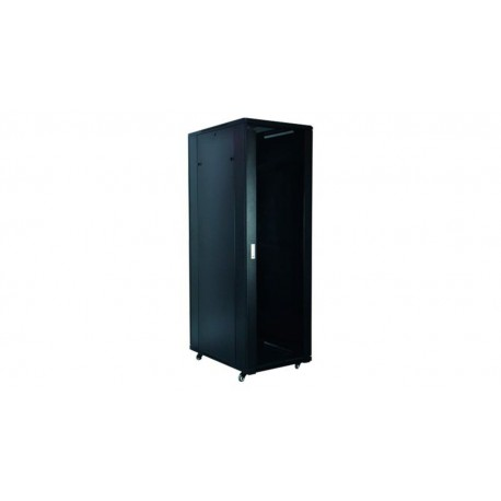 "Armario Rack 19"" 42U 800x1000x2000mm negro"