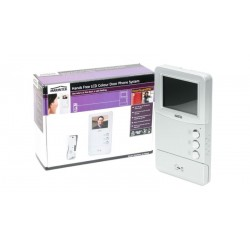 Kit videoportero Marmitek DoorGuard 350 con LCD a color