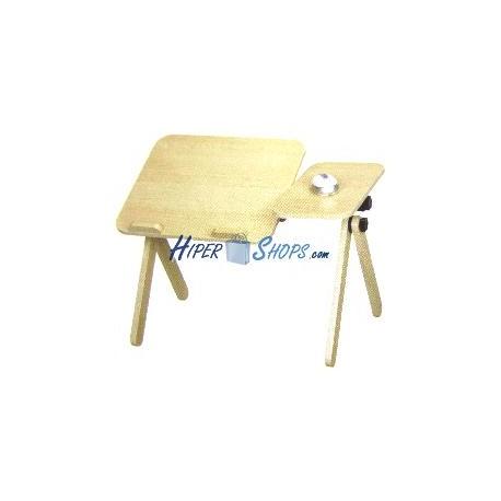 Mesa de MDF para portátil y ratón
