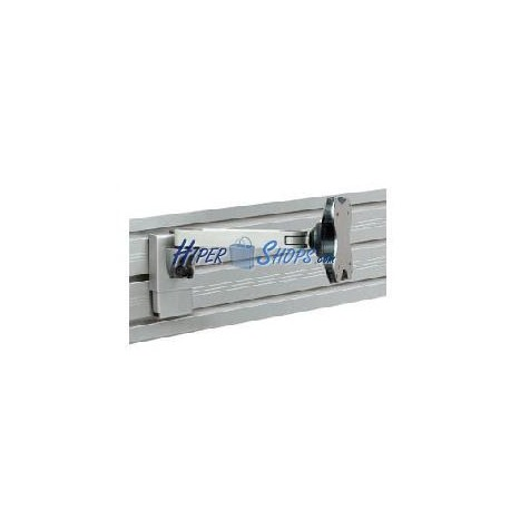 Soporte de monitor para panel slatwall con brazo (EGL-401)