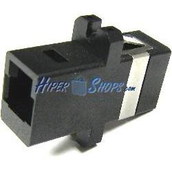 Acoplador de fibra óptica MTRJ a MTRJ multimodo duplex