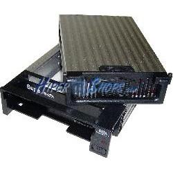 HDD Removible 3.5 SATA2 Aluminio (Negro - 2 Vent)