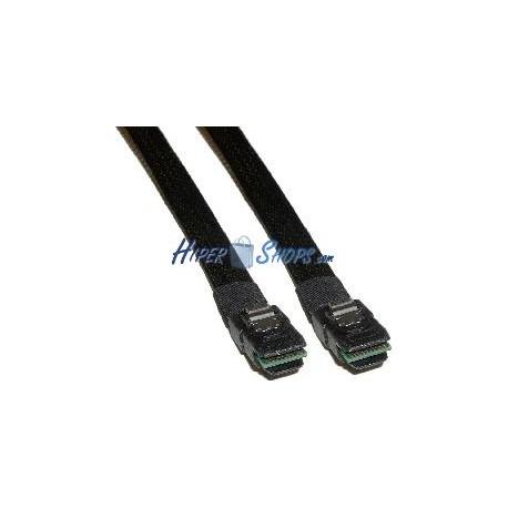 Cable Mini-SAS 26p INT a Mini-SAS 26p INT (SFF-8086 a SFF-8086) 0.5m