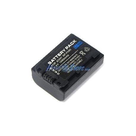 Batería compatible con Sony NP-FH50