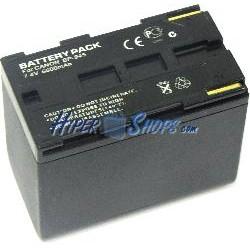 Batería de reemplazo compatible con Canon modelo BP-945