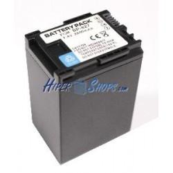 Batería compatible con Canon BP-827