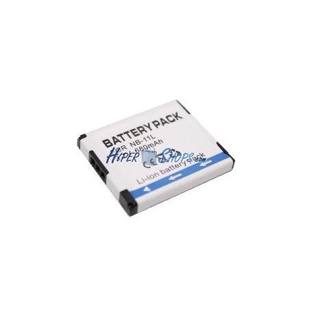 Batería compatible con Canon NB-11L PowerShot